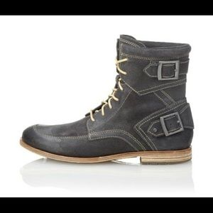 Rockport Boots day to night
